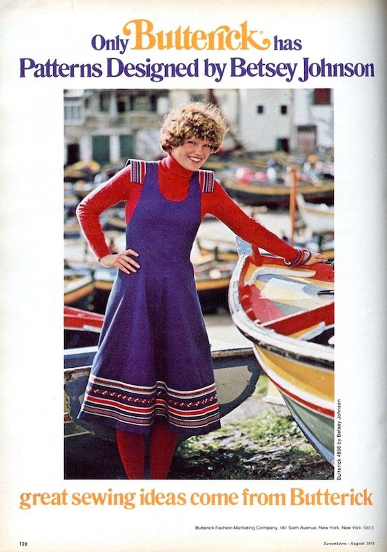 Mary Quant Pattern Knitting Super Stitch Magazine Part 1 Only Inc