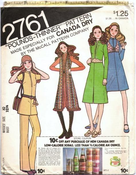 McCalls 2761 (1971)