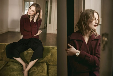 Anne Klein Fall 2016 ad campaign