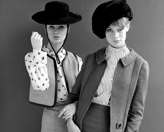 Ensemble of bolero waistcoat and skirt, Mary Quant, about 1964. Museum no. T.34-2013. © Victoria and Albert Museum, London