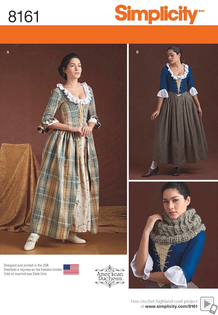 Outlander Costumes Patternvault