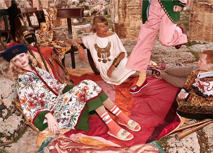 Gucci PreFall 2019