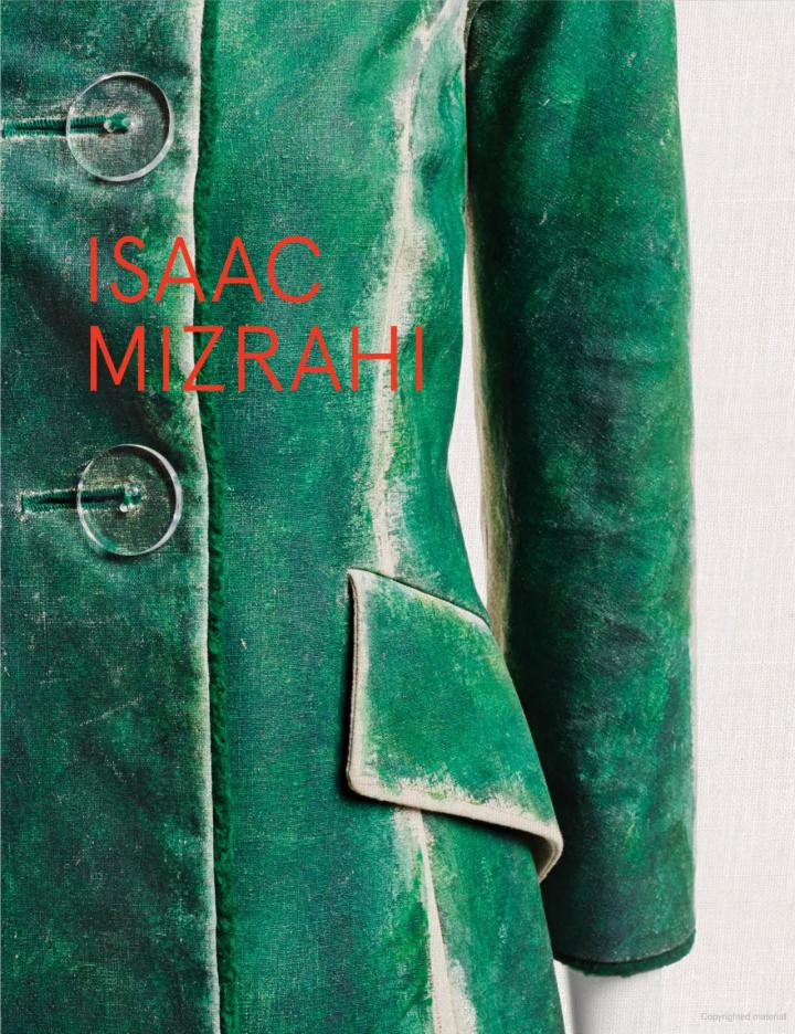 Detail, Colourfield (Fall 2004). Isaac Mizrahi exhibition catalogue (Yale 2016)