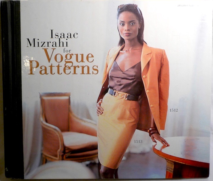 Vogue 1512, 1513. Vogue Patterns retail catalogue, January/February 1995